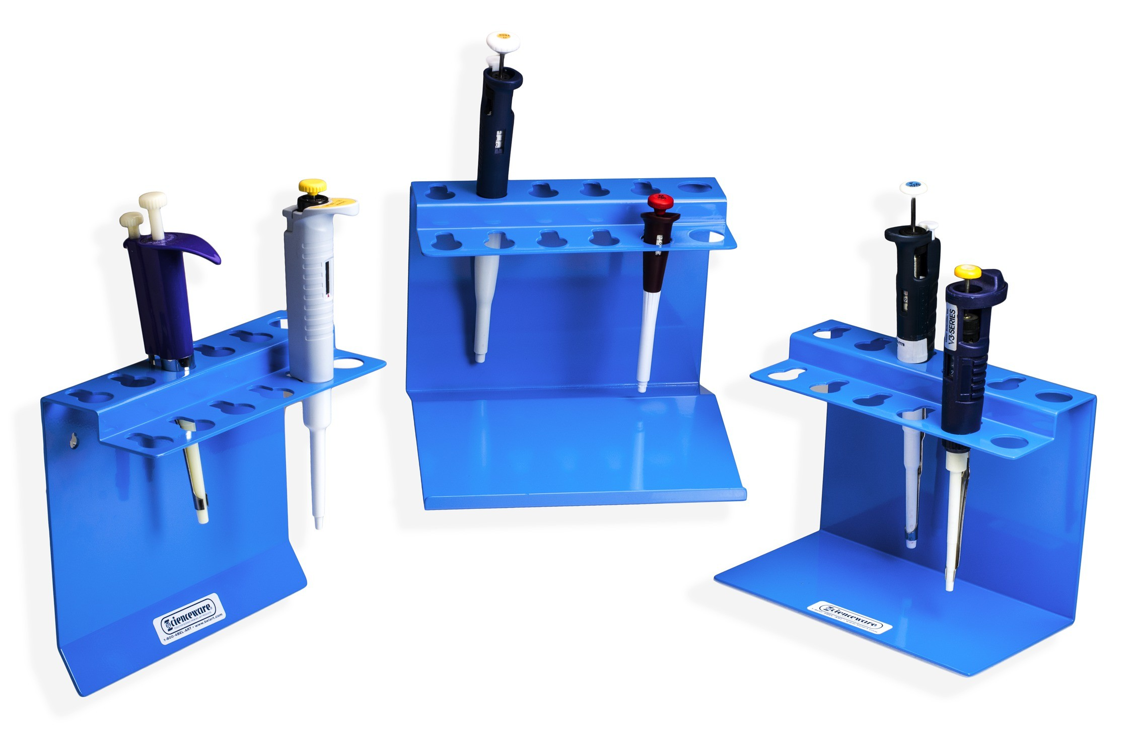 Poxygrid Microliter Pipettor Racks for Gilson Pipetman
