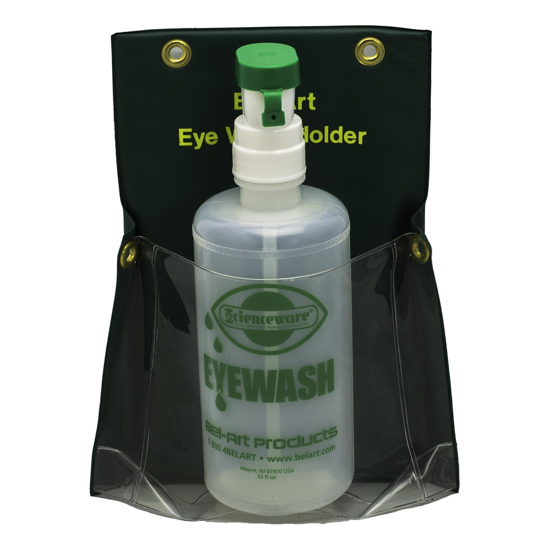 Eye Wash Bottle Holder