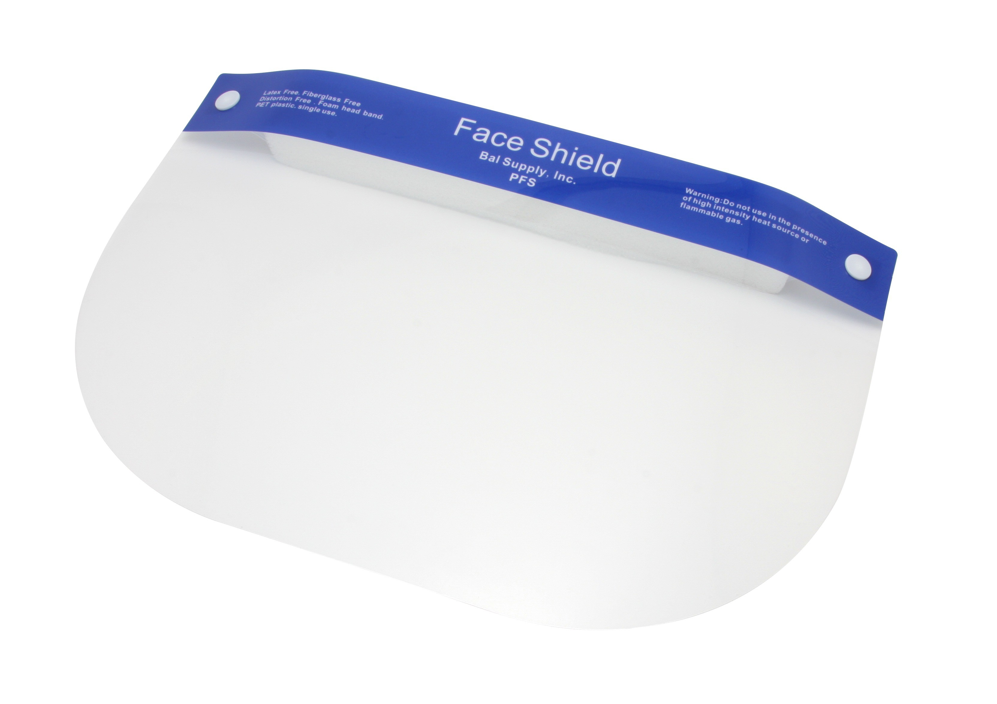SP Bel-Art Full Coverage Face Shields with Anti-Fog; CE, Anti-Static, Latex-Free (Pack of 20)