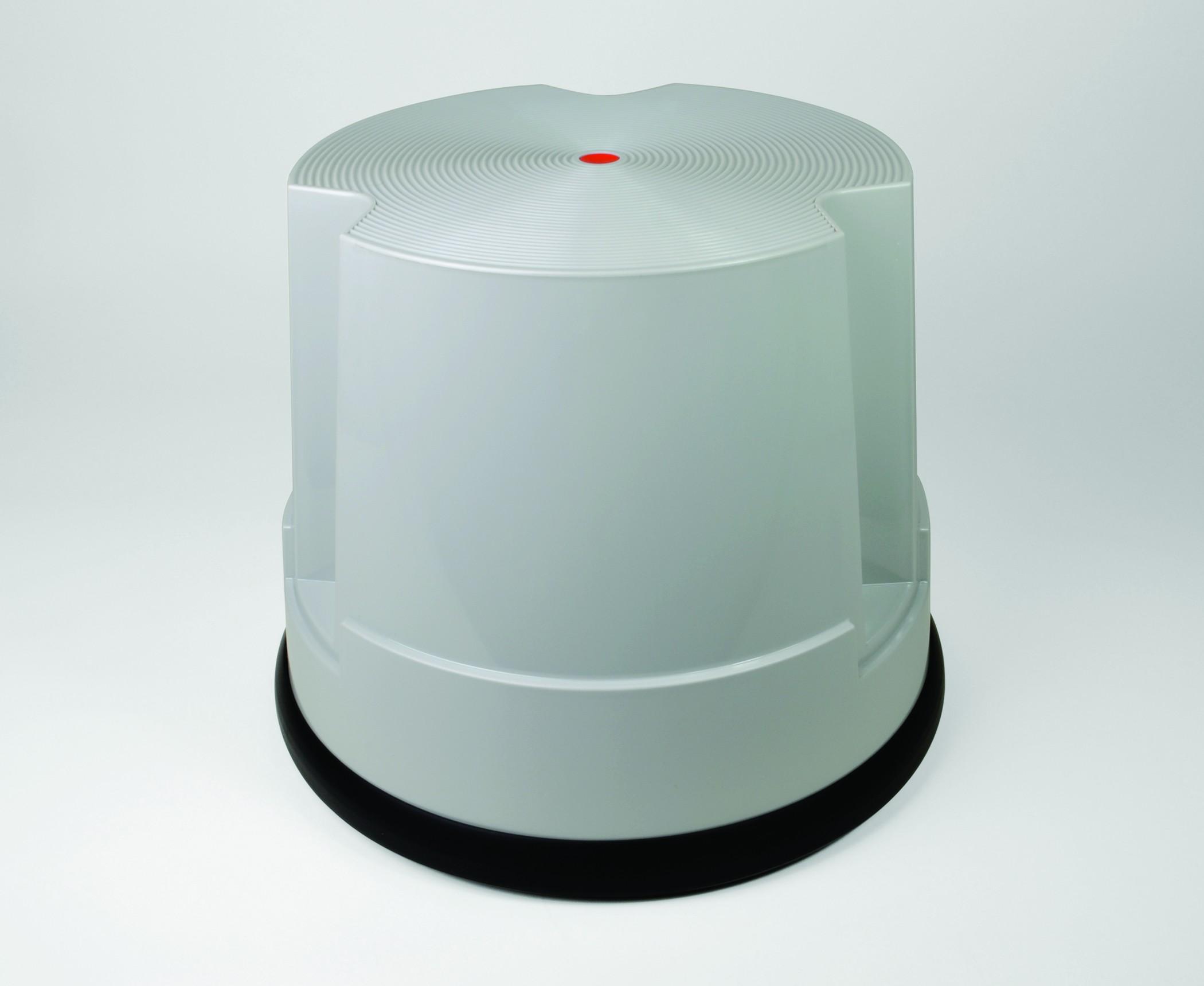 Bel-Art Safety Step Stool; Polypropylene, 12 in.