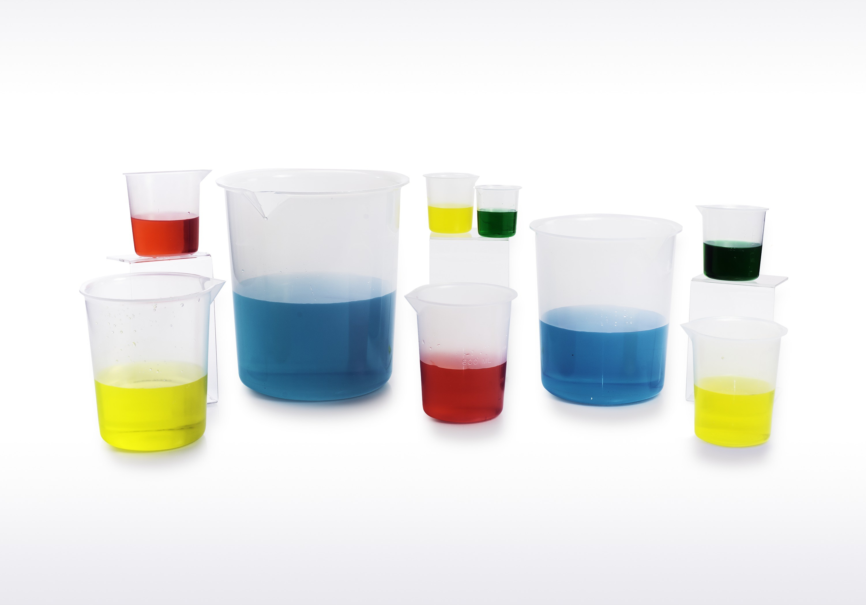 Graduated Griffin Low-Form Beakers