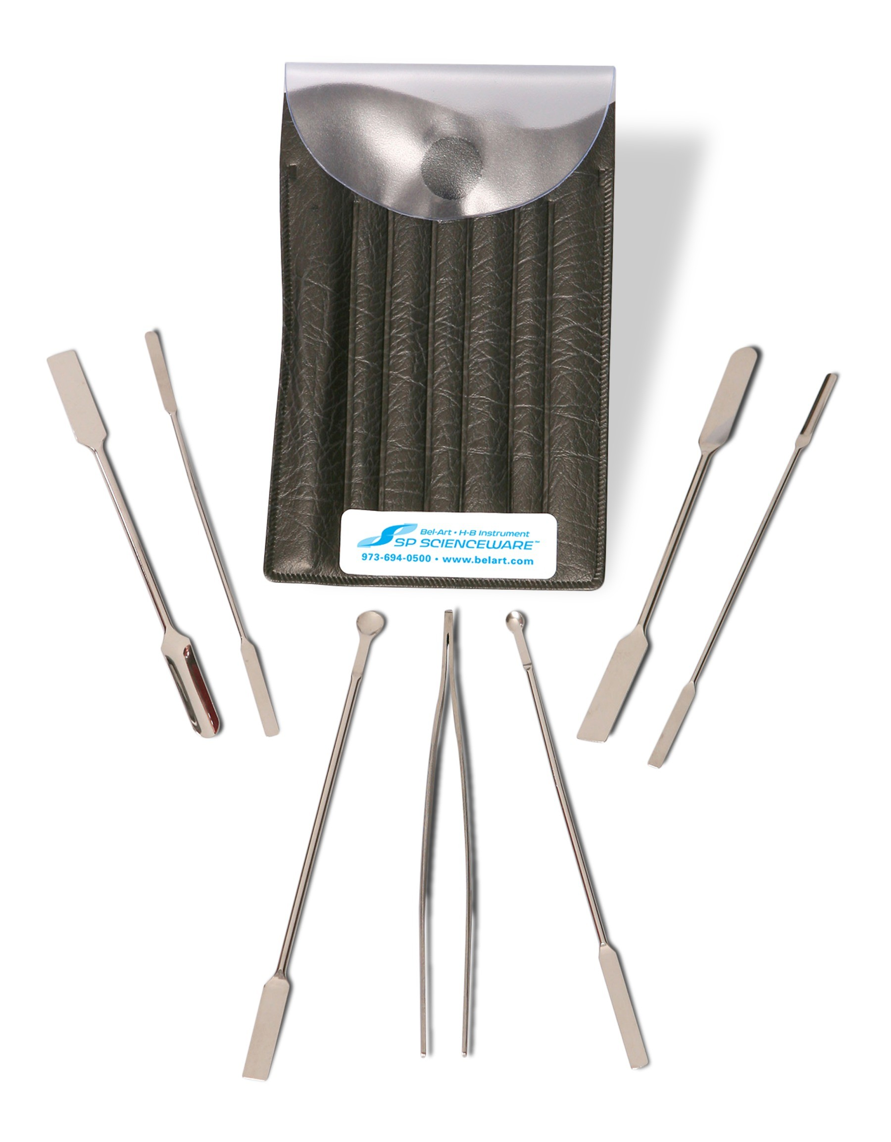 Micro Spoon and Spatula Weighing Set