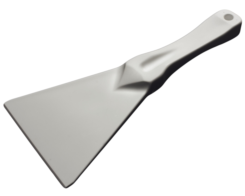 Triangular Scraper