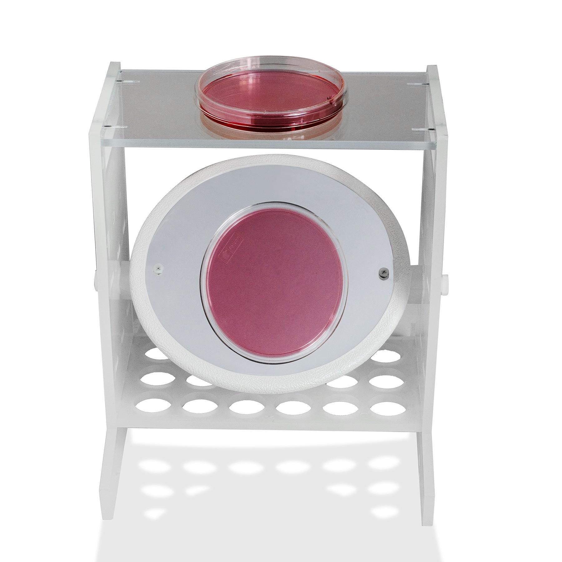 Contact Plate and Petri Dish Reader