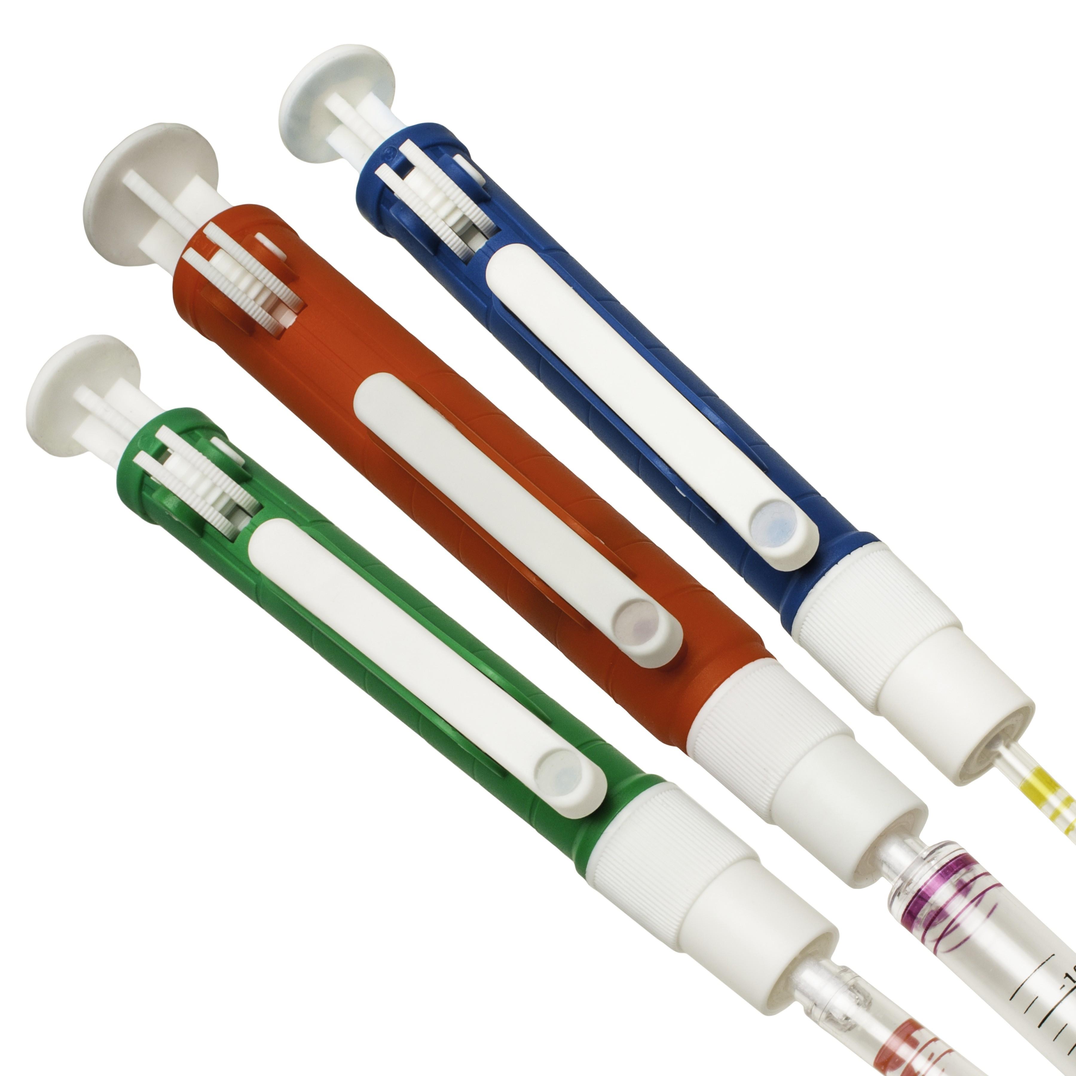 Fast Release Pipette Pump II Pipettors