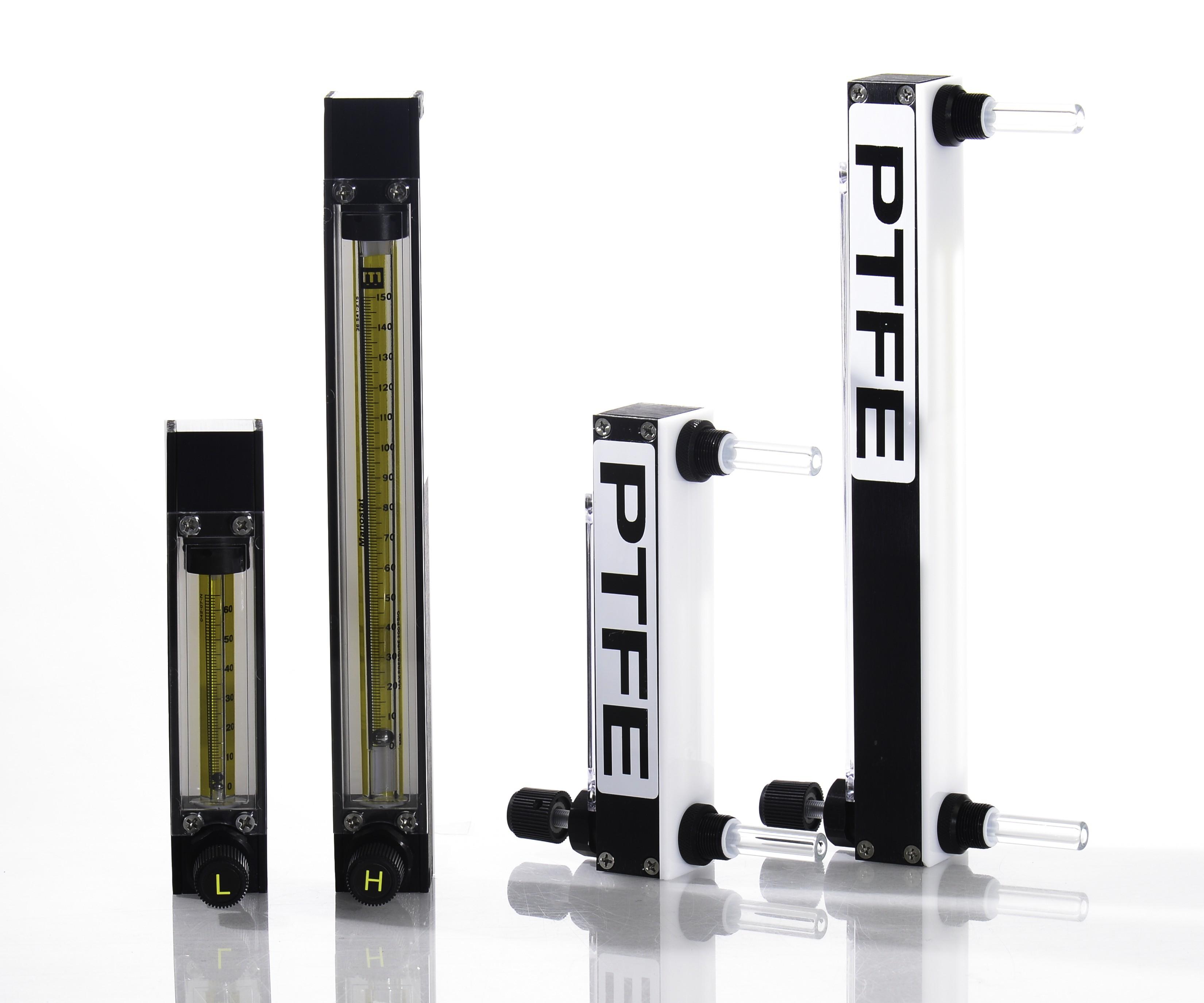 Riteflow PTFE Mounted Flowmeters