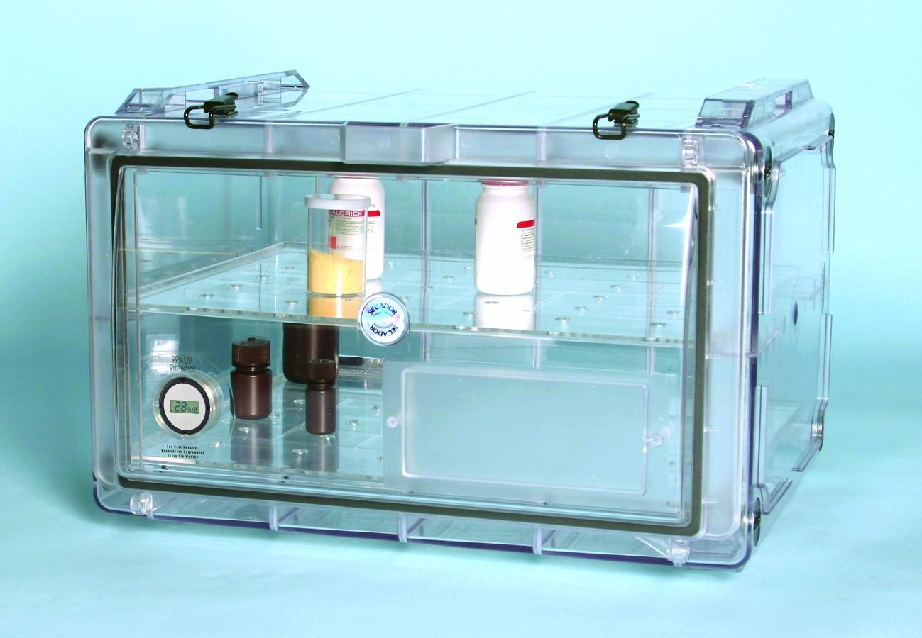 Secador 4.0 Horizontal Profile Gas-Purge Desiccator Cabinet
