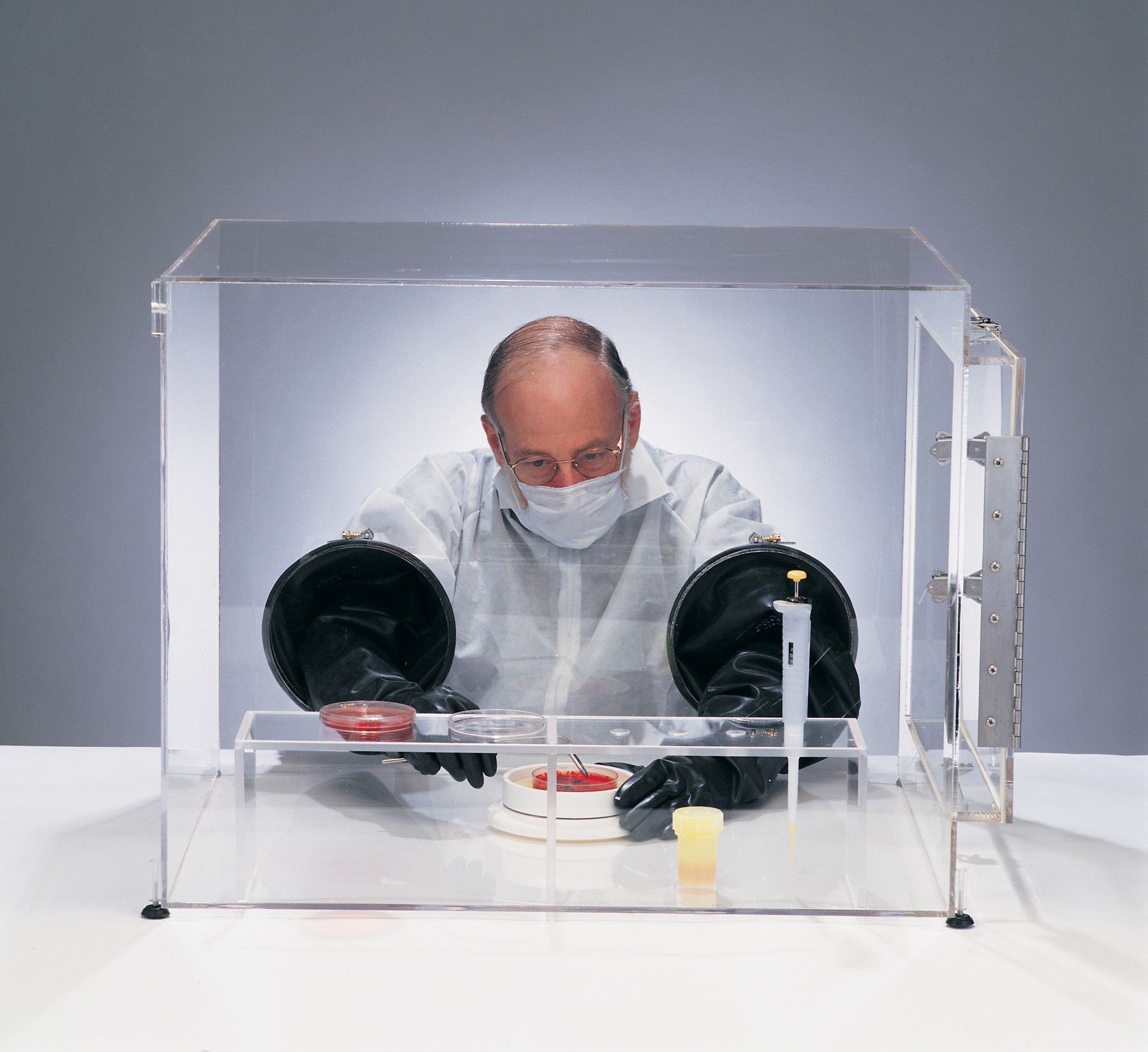Sidentry Glove Box Sp Scienceware