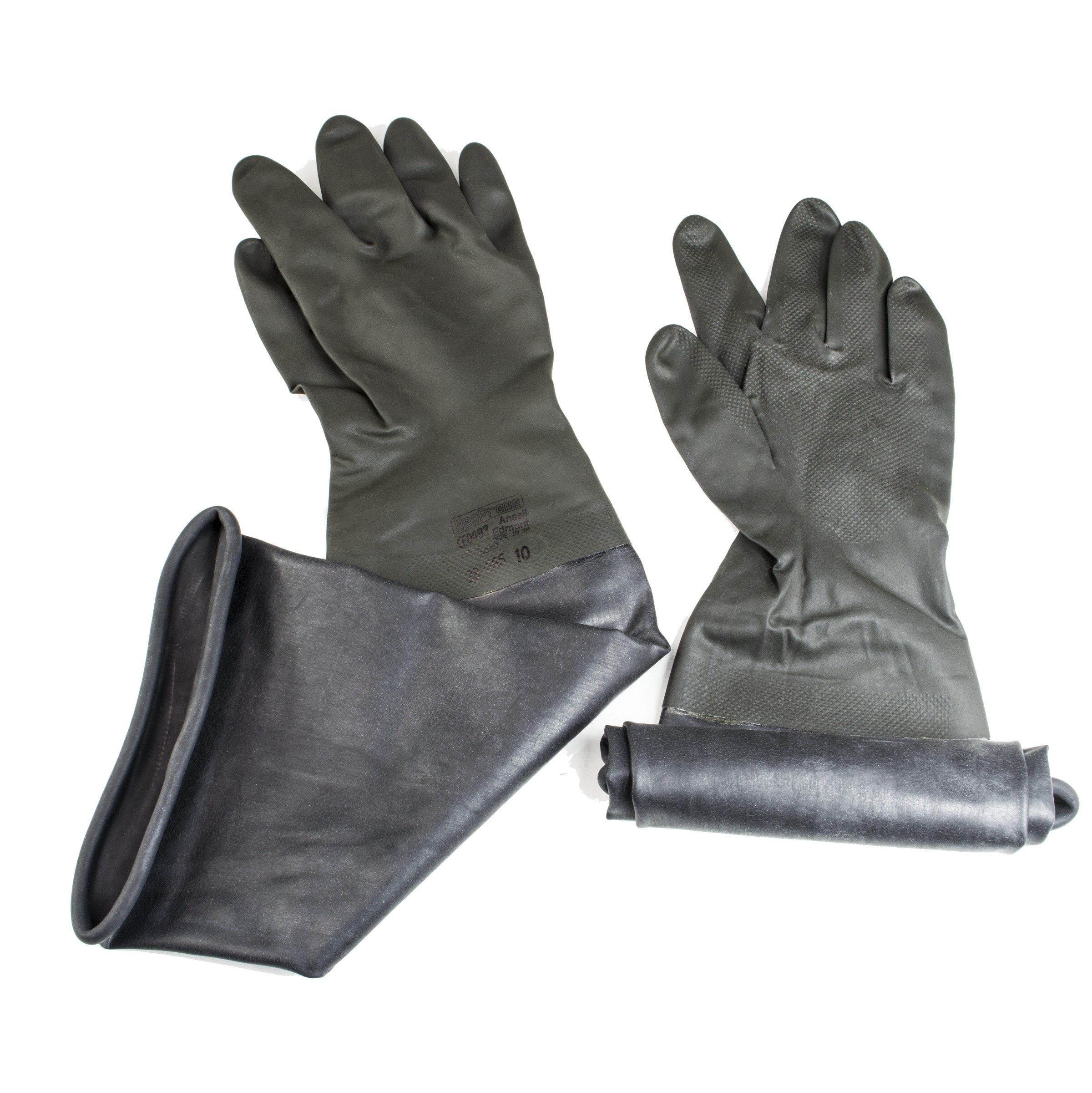 SP Bel-Art Glove Box Economy Sleeved Size 8 Gloves; For 6 in. Glove Ports