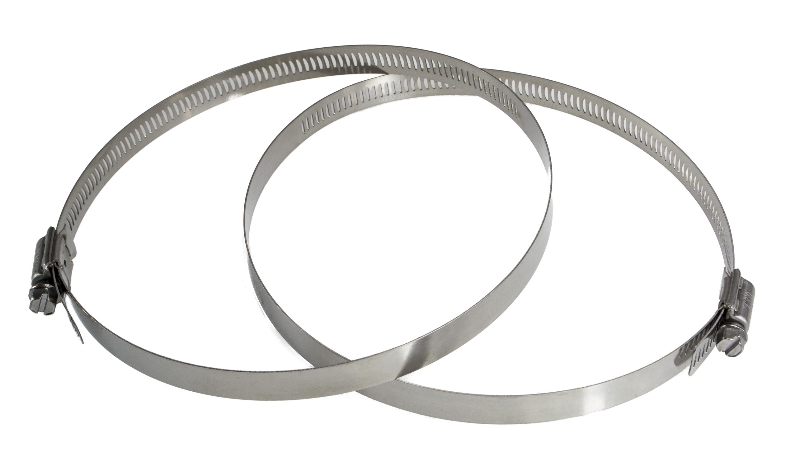 SP Bel-Art Clamping Rings; For 6 in. Glove Ports (Pack of 2)