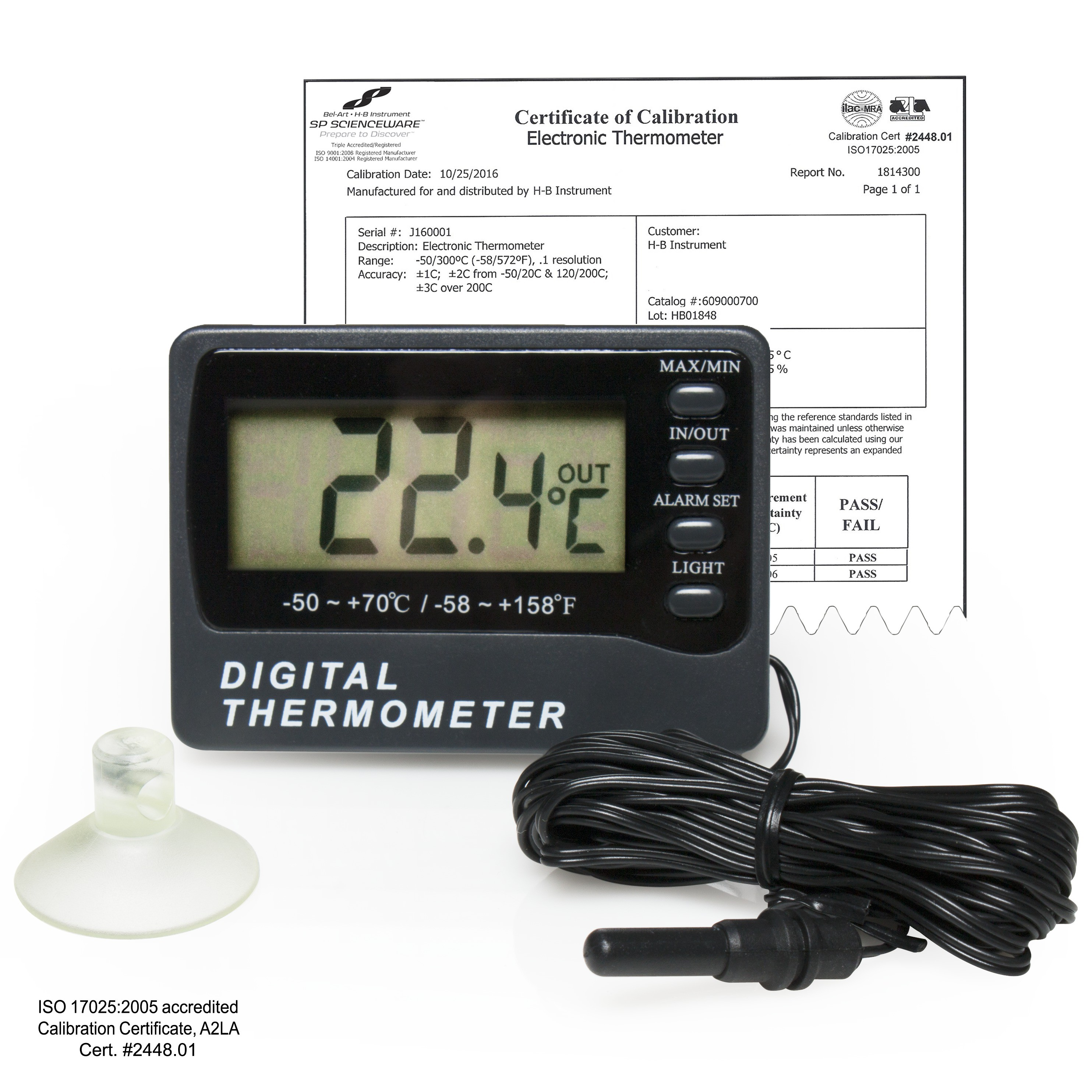 h b durac calibrated dual zone electronic thermometer with Electric Mixing Valve h b durac calibrated dual zone electronic thermometer with waterproof sensor; 50 70c (