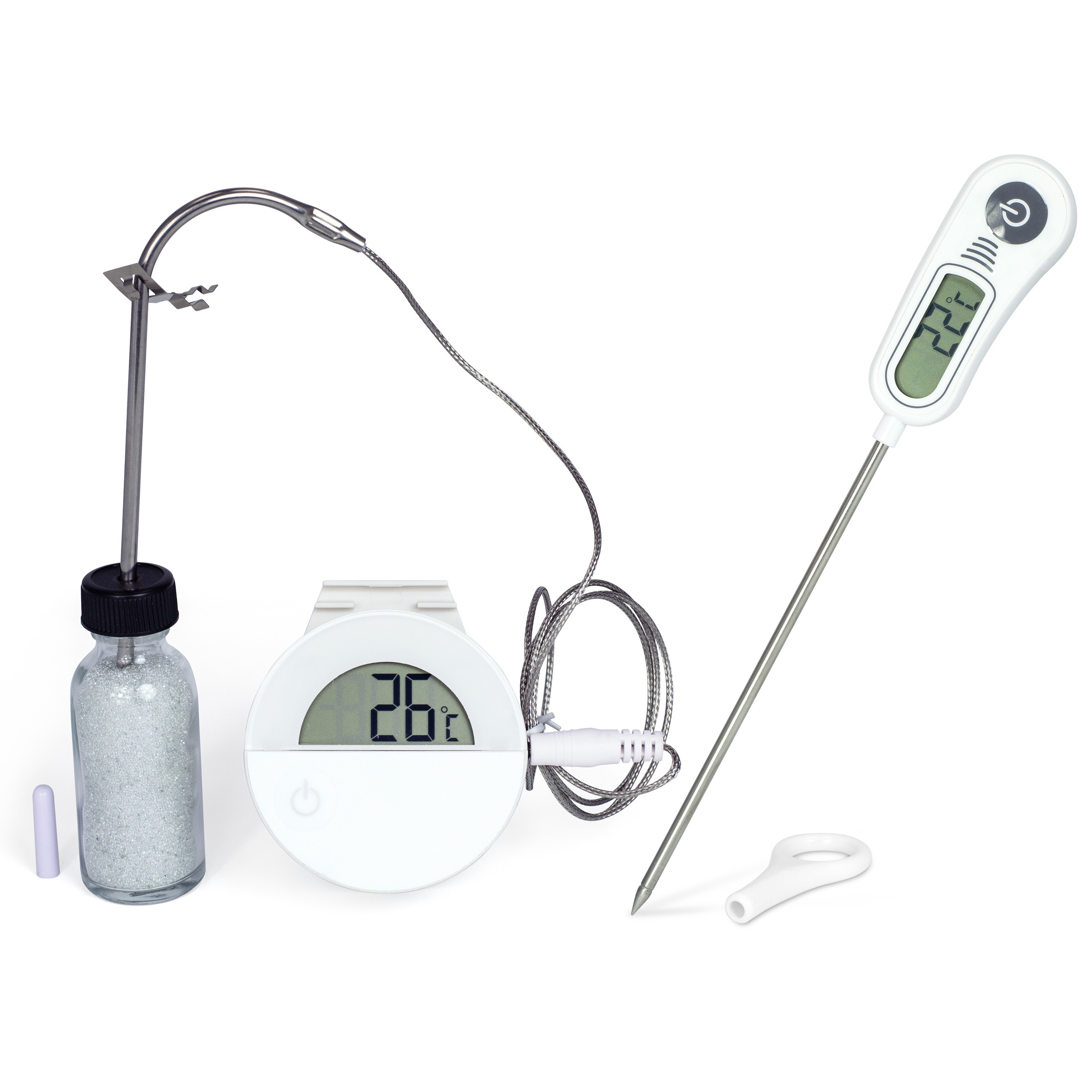 H-B Bluetooth Verification, Probe and Stem Thermometers