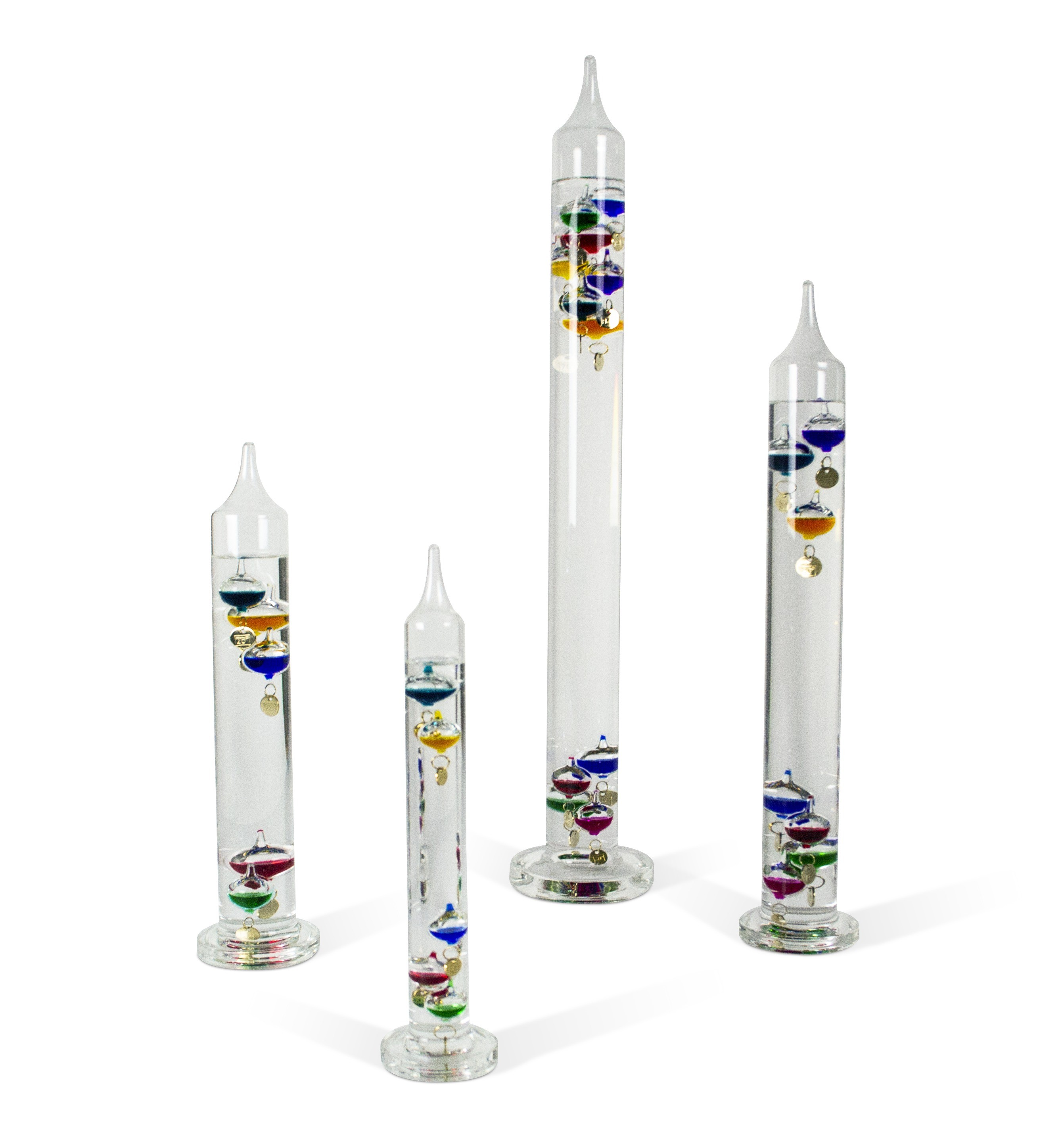 H-B DURAC Galileo Thermometers