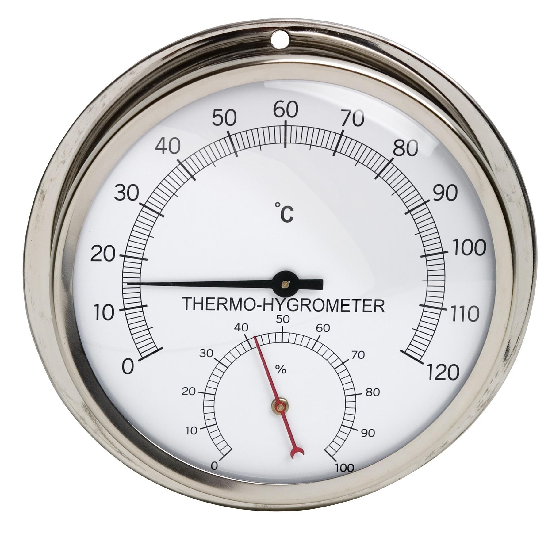 H-B DURAC Thermometer-Hygrometer