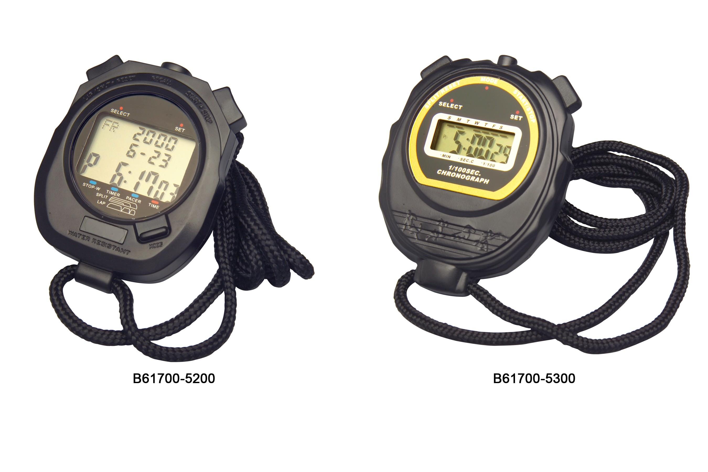 H-B DURAC Digital Stopwatches