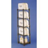 Dispensing Jug Rack