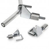 Swing Jaw Tubing Clamps