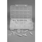 Complete 72-Piece Fitting Assortment