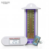 H-B DURAC Probeless Electronic Thermometers