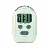 H-B DURAC Single Channel Electronic Timer with Triple Alarms and Certificate of Calibration