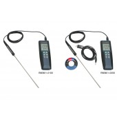 H-B DURAC High Temp Precision RTD Thermometer and Thermometer / Data Logger with Individual Calibration Report; -100 to 400°C (-148 to 752°F)