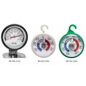 H-B DURAC Bi-Metallic Refrigerator/Freezer Thermometers