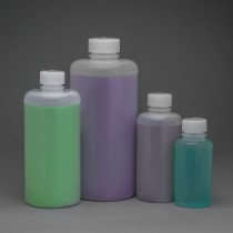 Precisionware Narrow-Mouth Bottles – Low-Density Polyethylene