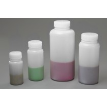 Precisionware Wide-Mouth Bottles – High-Density Polyethylene