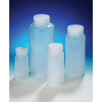 Precisionware Wide-Mouth Bottles – Low-Density Polyethylene