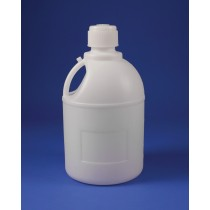 Carboy with Handle and Screw Cap
