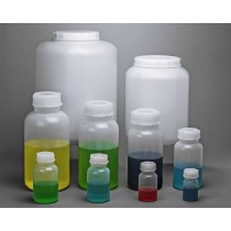Wide-Mouth Bottles – Heavy Duty Closure