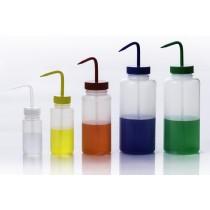 Wide-Mouth Wash Bottles