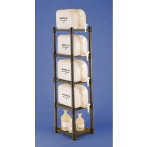 Dispensing Jug Rack