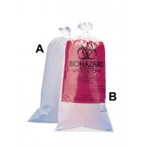 Biohazard Disposal Bags – Clear