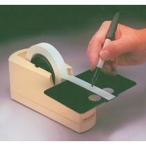 Write-On Single Roll Label Tape Dispenser