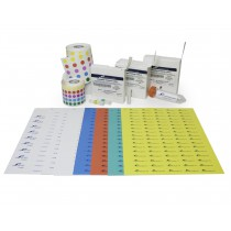 Cryogenic Storage Labels