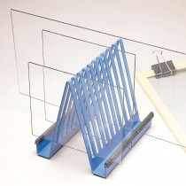 Electrophoresis Gel Plate Drying Rack