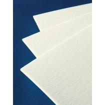 Fritware Porous Polyethylene Sheets