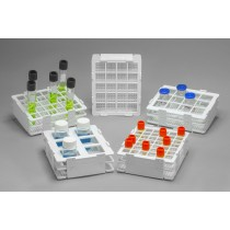 Bottle and Vial Racks - No-Wire