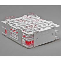 Cuvette Rack - No-Wire