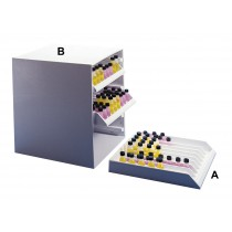 Lab Fridge Tray - Bottle Storage System