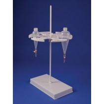 Rotary Separatory Funnel Rack