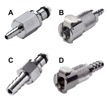 Metal Quick Disconnect Couplings