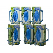 Poxygrid Glove Dispenser Racks