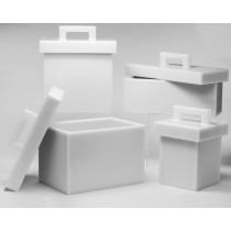 Lead Lined Polyethylene Storage Boxes