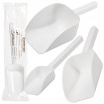Sterileware Pharma Scoops - White