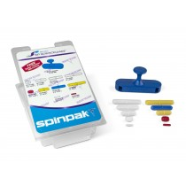 Spinpak Magnetic Stirring Bar Assortment with Restrainer