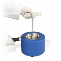 Liquid Nitrogen Cooled Mini Mortar and Pestle Set