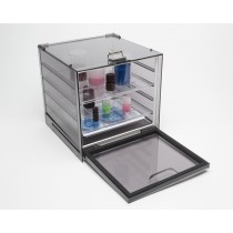 Dry-Keeper Stacking Desiccator Cabinet
