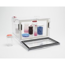 Dry-Keeper Small, Stacking Gas-Purge Desiccator Cabinet